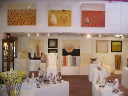 The Old Butter Factory in Bellingen has many fine locally made art and craft for sale